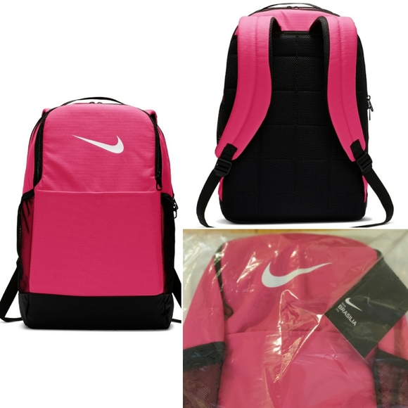 New Nike Backpack Sports Navy Casual School R8/6